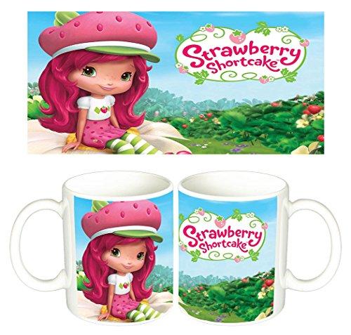 Tarta De Fresa Strawberry Shortcake Tazza Mug