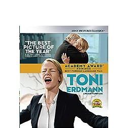Toni Erdmann [Blu-ray]