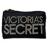 VICTORIA'S SECRET ヴィクトリアシークレット ポーチ 小物入れ コスメポーチ スタッズロゴ 並行輸入品 AMI1122