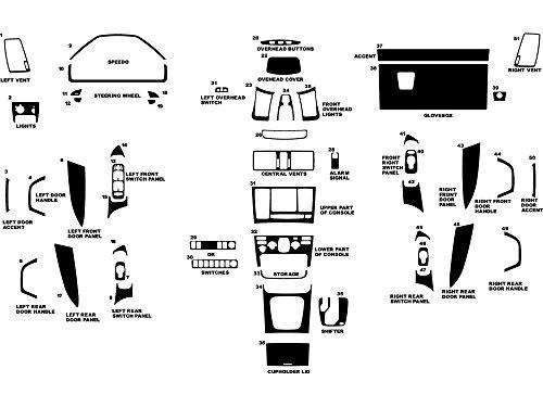 rdash-dash-kit-decal-trim-for-volvo-xc90-2003-2013-wood-grain-mahogany