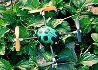 USA Ship Walkera QR LadyBird V2 Mini Quadcopter W/ Devo 4 Radio RTF by Walkera