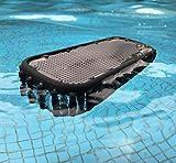 Floating Waterproof Bluetooth Speaker,Maxace IPX7 Wireless Bluetooth Shockproof Waterproof Outdoor Shower Radio Swimming Pool Speaker ,12 hours Play time