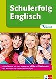 Klett Schulerfolg Englisch 7. Klasse
