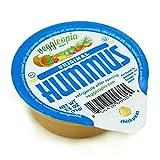 Veggicopia Dips, Original Hummus, 2.5 Ounce Cups (Pack of 12)