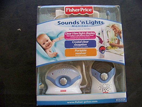 Fisher Price Sounds 'n Lights Monitor - 1