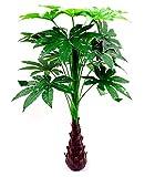 1stモール 造花 大型 フェイクグリーン おしゃれ 観葉植物 会社 リアル 人工 部屋 緑 リアルプラント01 インテリア ST-BJ-E1-90