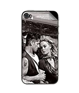 MOBILE SKIN FOR Apple iPhone 5S