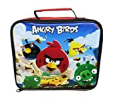 Red Angry Birds Lunch Bag - Angry Birds Lunch Bx