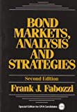 Bond Markets Amir Special Edition (0132971607) by Fabozzi, Frank J.