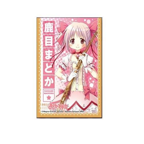 きゃらスリーブコレクション 魔法少女まどか☆マギカ 鹿目まどか (No.022)