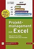 Projektmanagement mit Excel: Projekte planen