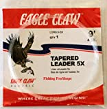 Eagle Claw LDR9.0-5X Tapered Leader