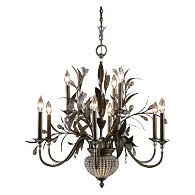 Uttermost 21094 Cristal De Lisbon 11-light Chandelier