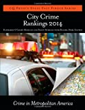 img - for City Crime Rankings 2014 book / textbook / text book