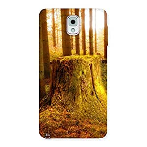 Tree Trunk Print Back Case Cover for Galaxy Note 3