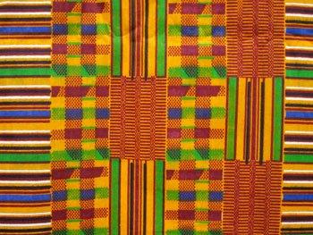 IF-AP149 African Print - Bright Kente