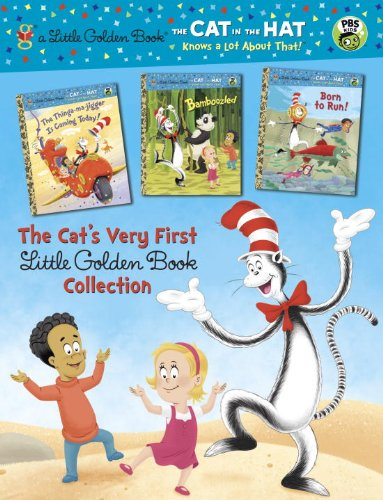 [The Cat's Very First Little Golden Book Collection (Dr. Seuss/Cat in the Hat) (CITH Knows a Lot About] (Cat In The Hat Dr Seuss)
