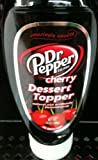 Dr. Pepper Dessert Topping 14 Oz Bottle