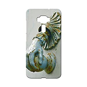 BLUEDIO Designer Printed Back case cover for Asus Zenfone 3 (ZE552KL) 5.5 Inch - G4074