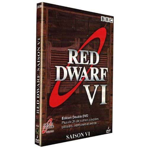 Red Dwarf   Saison 6 by Bobydic preview 0