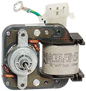 Frigidaire 5304443436 refrigerator evaporator fan motor for Frigidaire evaporator fan motor