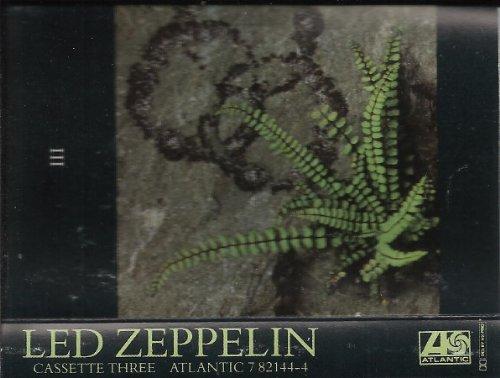 Led Zeppelin Cassette 3