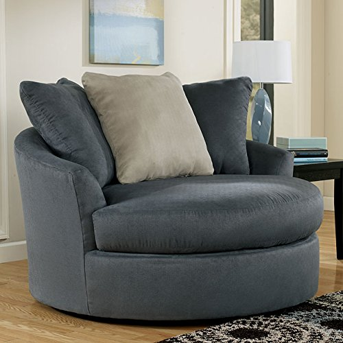 Living Room Oversized Swivel Accent Chair By Famous Brand Furniture Cheap A