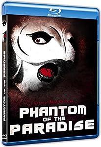 Phantom of the Paradise (1974) ( Phantom ) ( Phantom of the Fillmore ) (Blu-Ray)