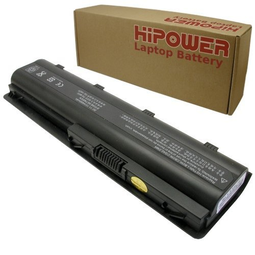 Hipower 6 Cell Laptop Battery For HP 2000-350US, 2000-351NR, 2000-352NR, 2000-353NR, 2000-354NR, 2000-355CA, 2000-355DX, 2000-356US, 2000-358NR, 2000-361NR, 2000-363NR, 2000-365DX, 2000-369NR, 2000-369WM, 2000-370CA, 2000-373CA, 2000-375CA, 000-379WM, 200