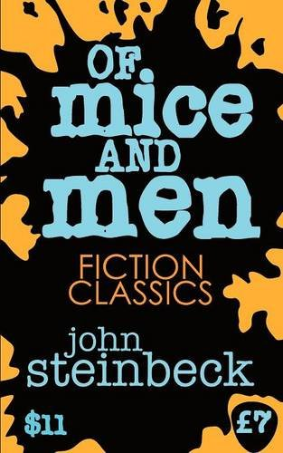 Of Men and Mice by John Steinbeck