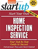 Start Your Own Home Inspection Service (Entrepreneur Magazine's Startup) - 1599181282