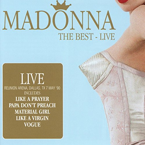 The Best-live-Reunion Arena, Dallas, Texas on 7th May 1990.
