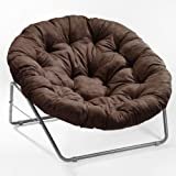 "Roundabout Chair - Cocoa (Cocoa) (32""H x 44""W x 20""D)"