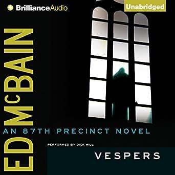 Vespers A Novel Of The 87th Precinct Ed Mcbain