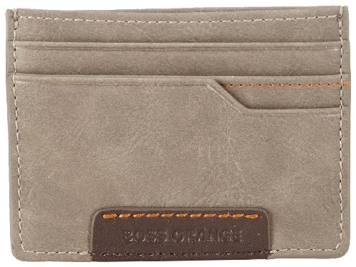 Boss Orange Mens Vox Wallets Beige Beige (Dark Beige 250) Size: 10x7x1 cm (B x H x T)