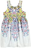 Mimi & Maggie Little Girls' Lace & Mini Flowers Dress (Toddler/Kids)