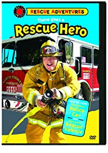 Real Wheels - There Goes a Rescue Hero