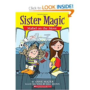 Sister Magic #6: Mabel On the Move by