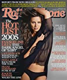 Rolling Stone Magazine # 984 October 6 2005 Evangeline Lilly (Single Back Issue)