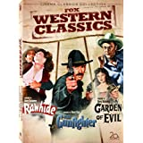 Fox Western Classics (Rawhide / The Gunfighter / Garden of Evil) [Import]by Gregory Peck