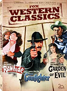Fox Western Classics (Rawhide / The Gunfighter / Garden of Evil) [Import]