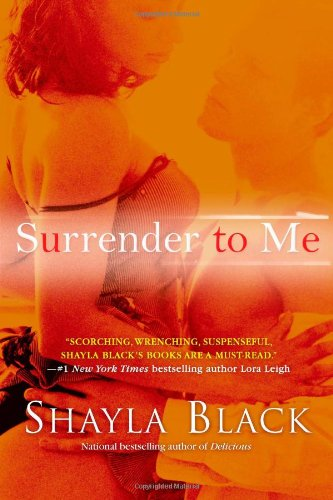 Image of Surrender to Me (A Wicked Lovers Novel)