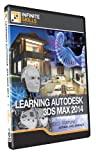 Learning Autodesk 3DS Max 2014 - Training DVD (PC/Mac)