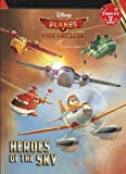 Heroes of the Sky/High-Flying Friends (Disney Planes: Fire & Rescue) (Jumbo Coloring Book)