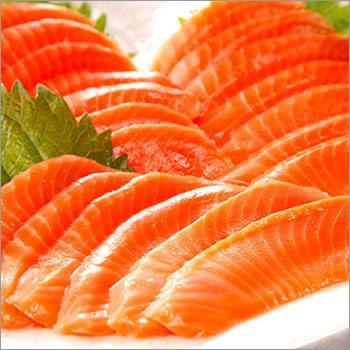 かっぱ寿司 サーモン 80枚(640g) サーモン 鮭 切り身 スライス