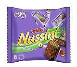 Milka - Nussini Minis Hazelnut, 10 pcs. - 150gr