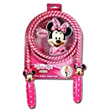 What Kids Want Minnie Shaped Handle Jump Rope