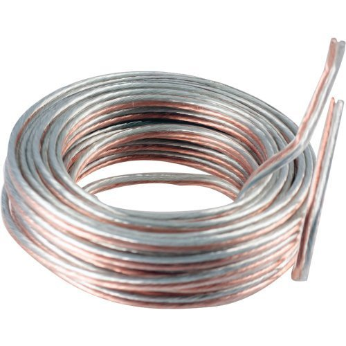 Ge 87795 50-Feet 14-Gauge Speaker Wire