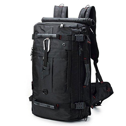 yiyinoe 個性的な リュックサック バックパック backpack カッコイイ 登山 旅行 用 リュック アウトドア outdoor レディース メンズ おしゃれリュック 多機能バッグ YYN-SWMW-020