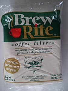 Brew Rite Wrap Around Coffee Filters by Brew Rite